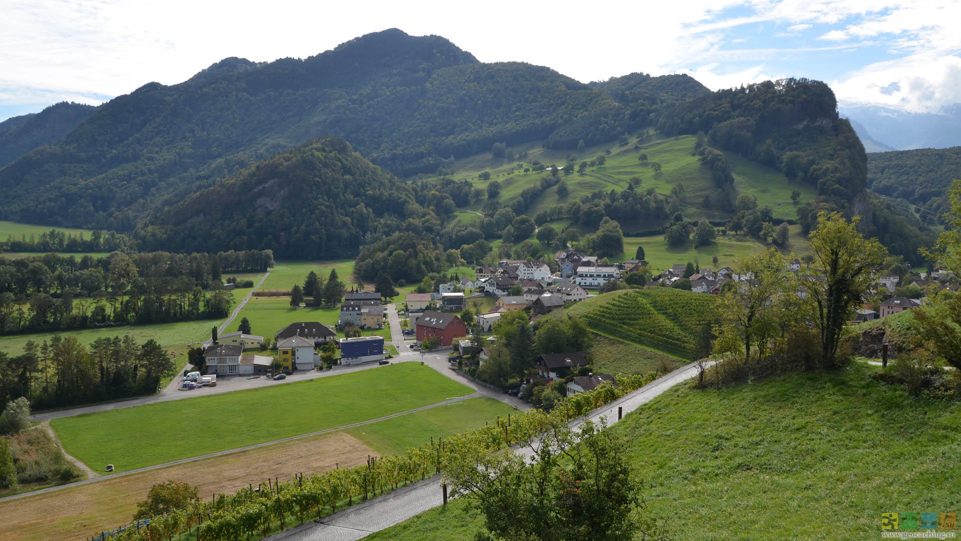 горы в лихтенштейн фото