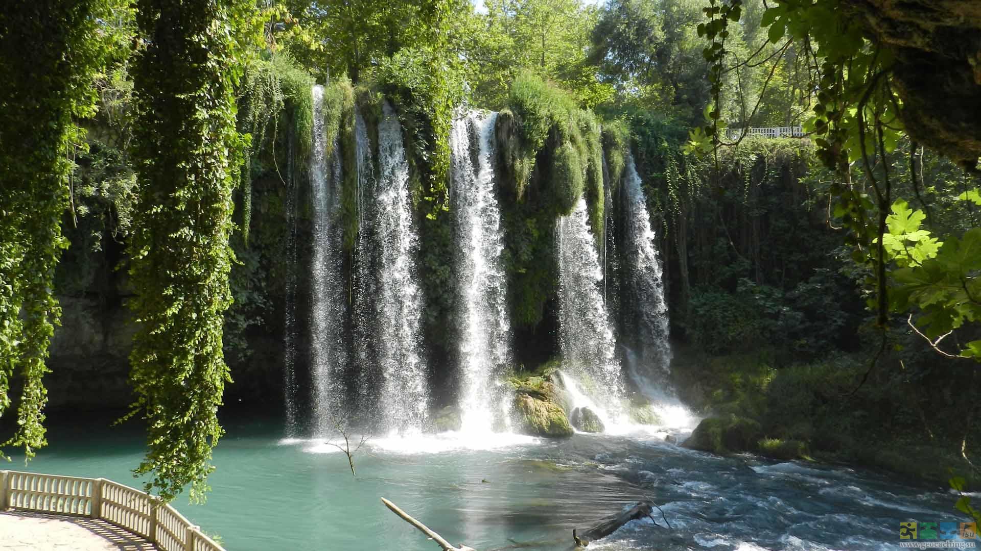 думаю, что водопад дюден фото место обитания