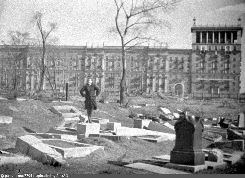 востряковское кладбище список захоронений скачать
