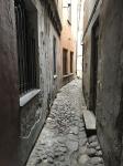 Неофициальная узкая улица