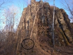 гора Камень-монах