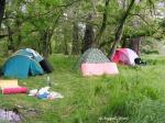 Место нашей лагерной стоянки