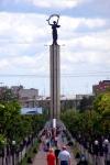 Мемориал ВОВ в Калуге
